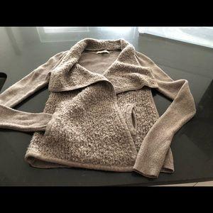 LOFT Sweaters - Ann Taylor LOFT Brown Comfy Sweater